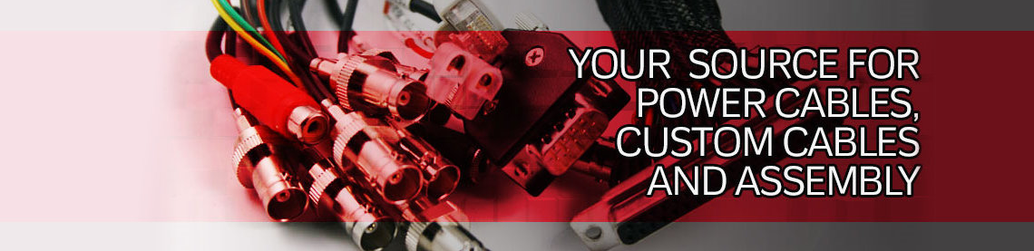 CableQuest is your source for Power Cables, Custom Cables and Assembly.